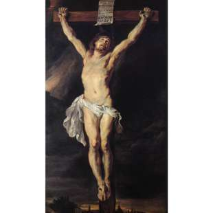 The Crucified Christ foto 1