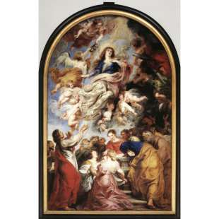 Assumption of the Virgin foto 1